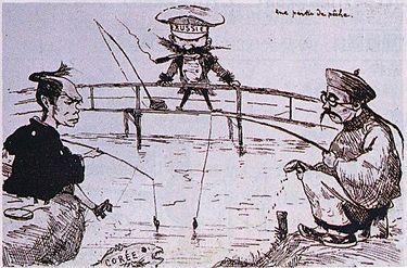 魚釣り遊び
